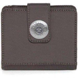 Kipling Merel (12 cm) Geldbörse maroon brown