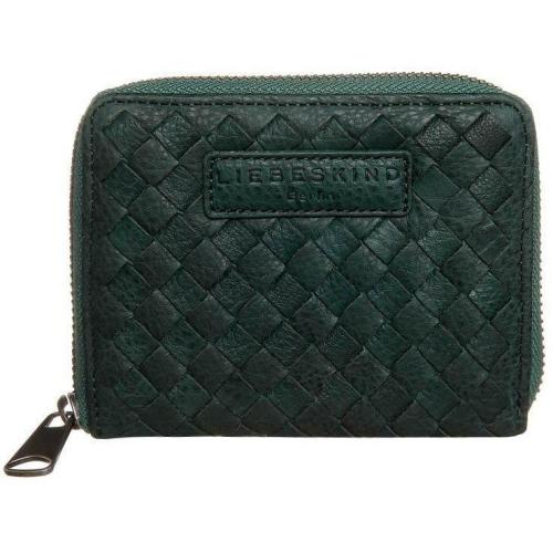 Liebeskind Conny Braid Geldbörse bottle green