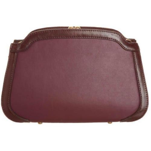 Louche Clutch burgundy
