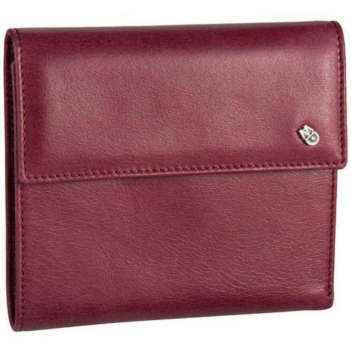 Mandarina Duck Take Care (13 cm) Geldbörse burgundy