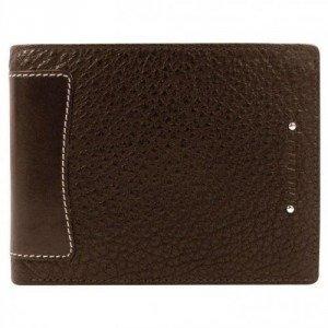 mano Arizona De Luxe (12 cm) Geldbörse braun