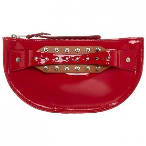 Mcq Clutch lipstick red