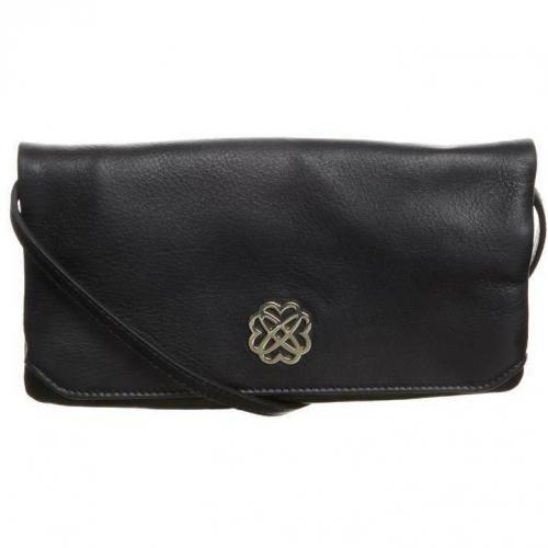 Morgan Clutch schwarz