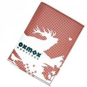 oxmox Heimat (12,5 cm) Geldbörse rot/weiß