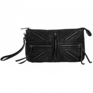 Religion Unity Clutch black