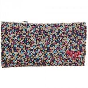 Roxy Geldbörse multicolor mit Label-Stitching