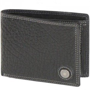 Roy Robson Neat GeldBÖrse (12 cm) Geldbörse schwarz