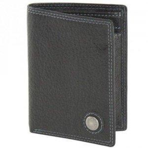 Roy Robson Neat Geldbörse schwarz