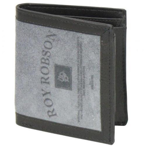 Roy Robson Storyboard GeldBÖrse (10,5 cm) Geldbörse schwarz