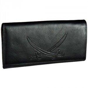 Sansibar Sylt Pampero Ladies KellnerBÖrse (19,5 cm) Geldbörse schwarz