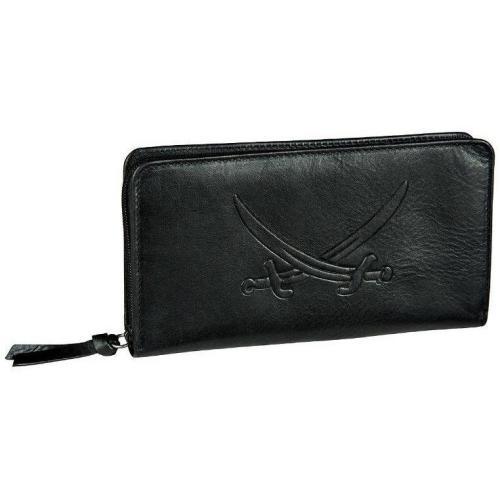 Sansibar Sylt Pampero Ladies LangBÖrse (20 cm) Geldbörse schwarz