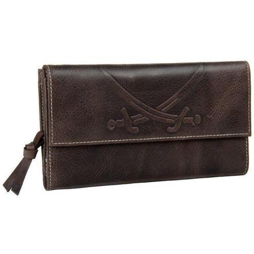 Sansibar Sylt Pampero Ladies Wallet (18,5) Geldbörse espresso