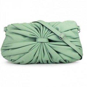 Tris Mary Clutch grün