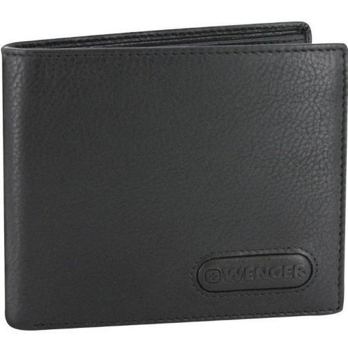 Wenger Eiger GeldBÖrse (12 cm) Geldbörse schwarz