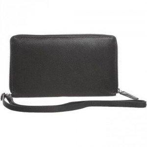 Zign Reisebrieftasche Geldbörse black