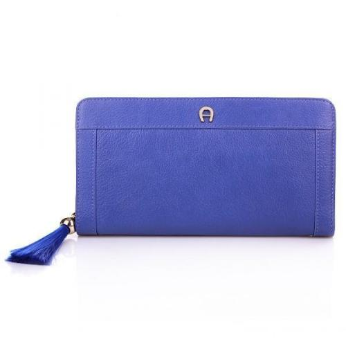 Aigner Zip-Around-Wallet Iris