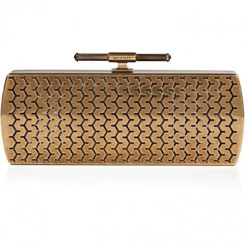Belstaff Antique Brass Tredinnick Clutch