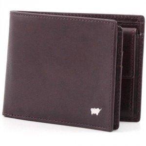 Braun Büffel Basic Geldbörse bordeaux 12,5 cm