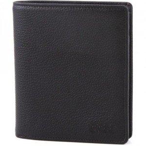 Bree Pocket 113 Geldbörse schwarz 12,5 cm