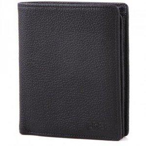 Bree Pocket 115 Geldbörse schwarz 12,5 cm