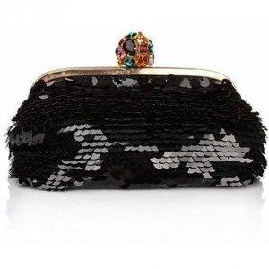 Dolce&Gabbana Faro Clutch Black