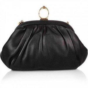 Dolce&Gabbana Nappa Plonge Black