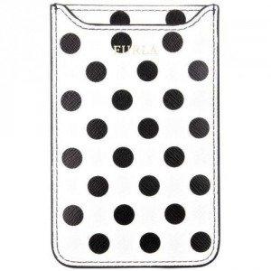 Furla iPhone-Hülle schwarz