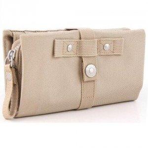 George Gina & Lucy Casharelle Portemonnaie Damen beige 17,15 cm