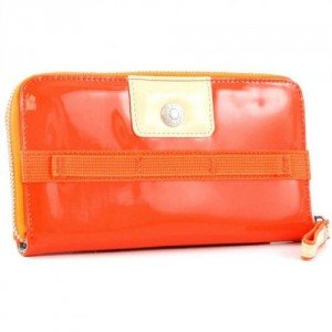 George Gina & Lucy LoveyDovey Geldbörse Damen orange 20 cm