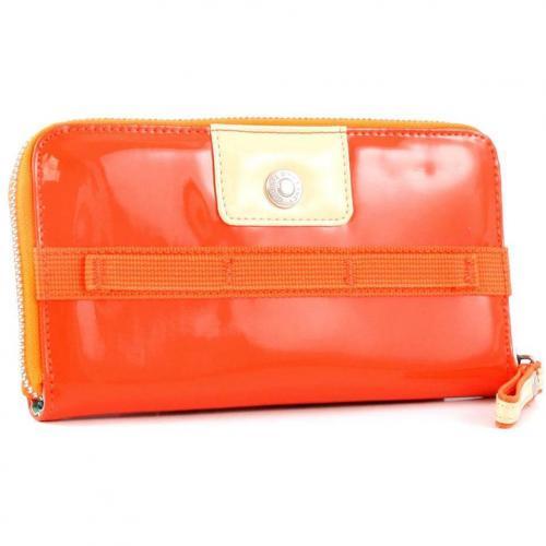 George Gina & Lucy LoveyDovey Geldbörse Damen orange 20 cm