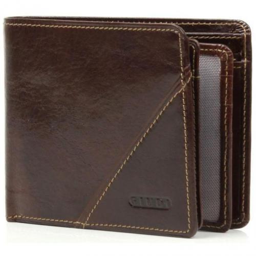 Giudi Portemonnaie braun 9,5 cm