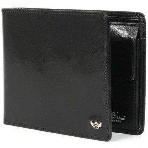 Golden Head Colorado Portemonnaie schwarz 9,5 cm