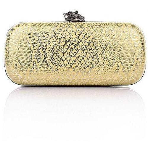 House of Harlow Addison Reptile Pewter