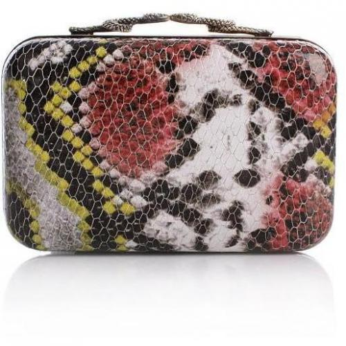 House of Harlow Marley Snake Blush