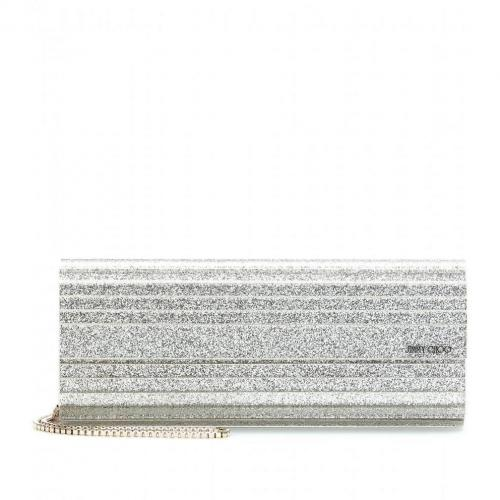 Jimmy Choo Glitter-Clutch Sweetie