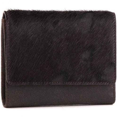 Jost Die Kuh Elsa Geldbörse braun 12,5 cm