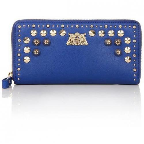 Juicy Couture Tough Girl Wallet Blue