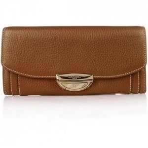 Lancel Adjani Companion Copper