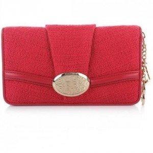Lancel Brigitte Bardot Wallet Red