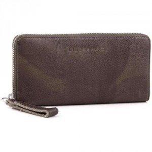 Liebeskind 2D Leather Sally Geldbörse Damen taupe 20 cm