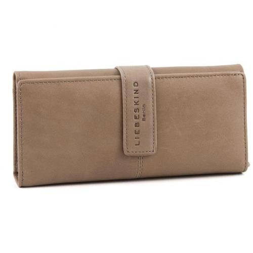 Liebeskind Pull Up Leather Leonie Geldbörse Damen hellbraun 19,5 cm