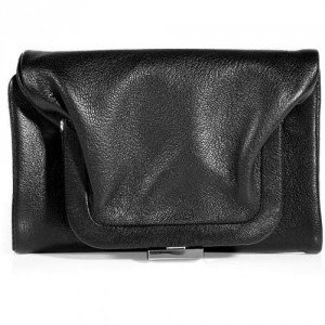 Maison Martin Margiela Black Fold Wallet