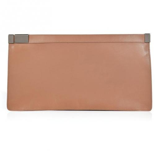 Maison Martin Margiela Powder Leather Clutch