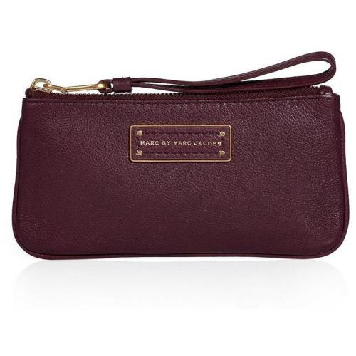 Marc by Marc Jacobs Cardamom Leather Banklet Clutch