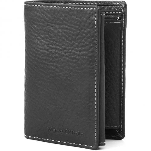 Marc O'Polo Kent Portemonnaie schwarz 12,5 cm