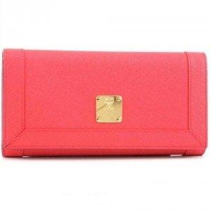 MCM Nuovo L Geldbörse Damen rot 20 cm