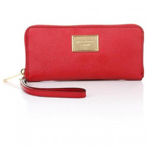 MICHAEL Michael Kors Continental iPhone Case Red