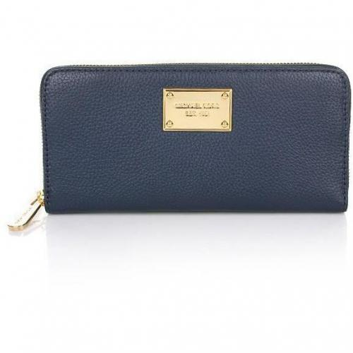 MICHAEL Michael Kors Jet Set ZA Continental NS Navy