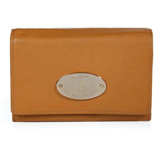 Mulberry Fudge French Purse