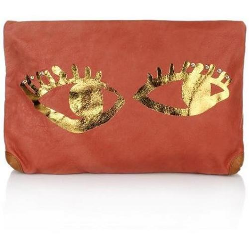 Paris House Envelope Bag Peeping Tom Corallo Maky